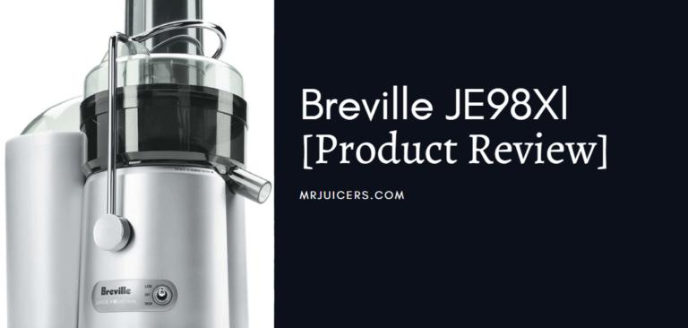Breville JE98XL Review