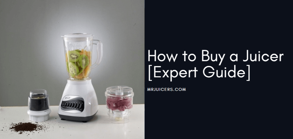 buying a juicer guide