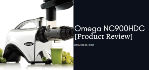 omega nc900hdc review